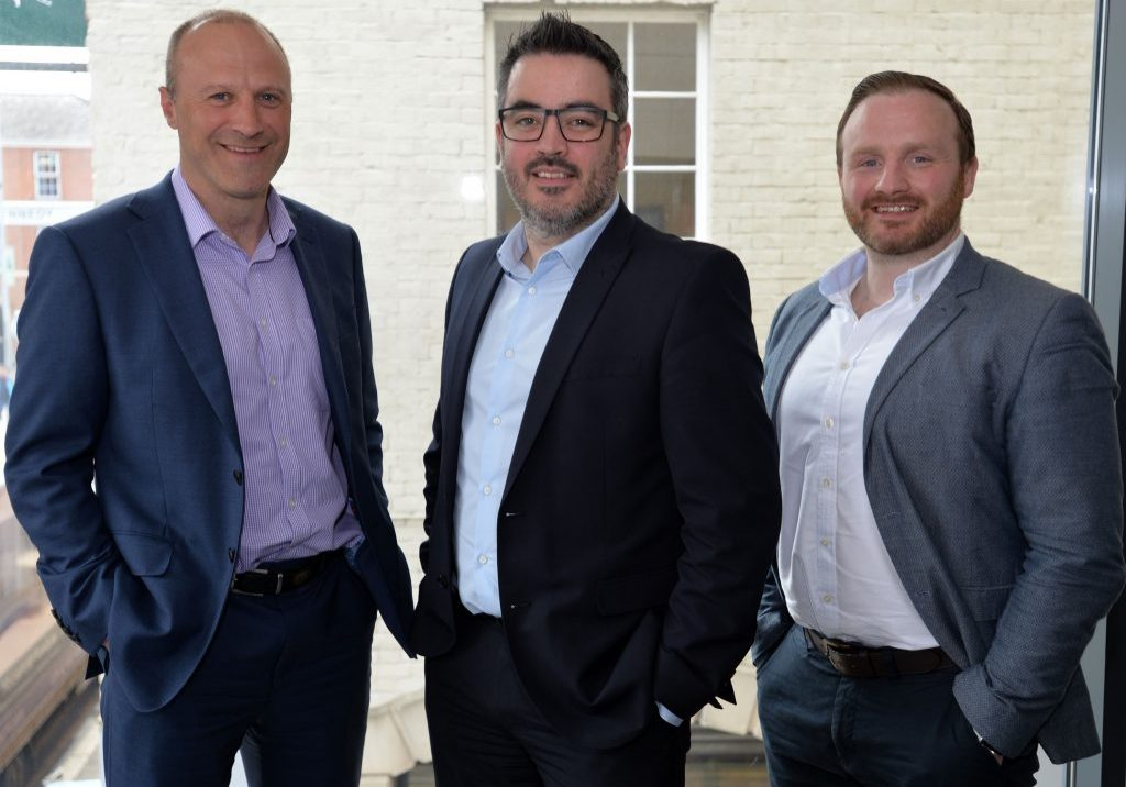 Commercial property consultants Lisney and Belfast-based digital agency The Tomorrow Lab have forged a close and productive relationship that kicked off informally on the networking floor at Digital DNA in 2017.