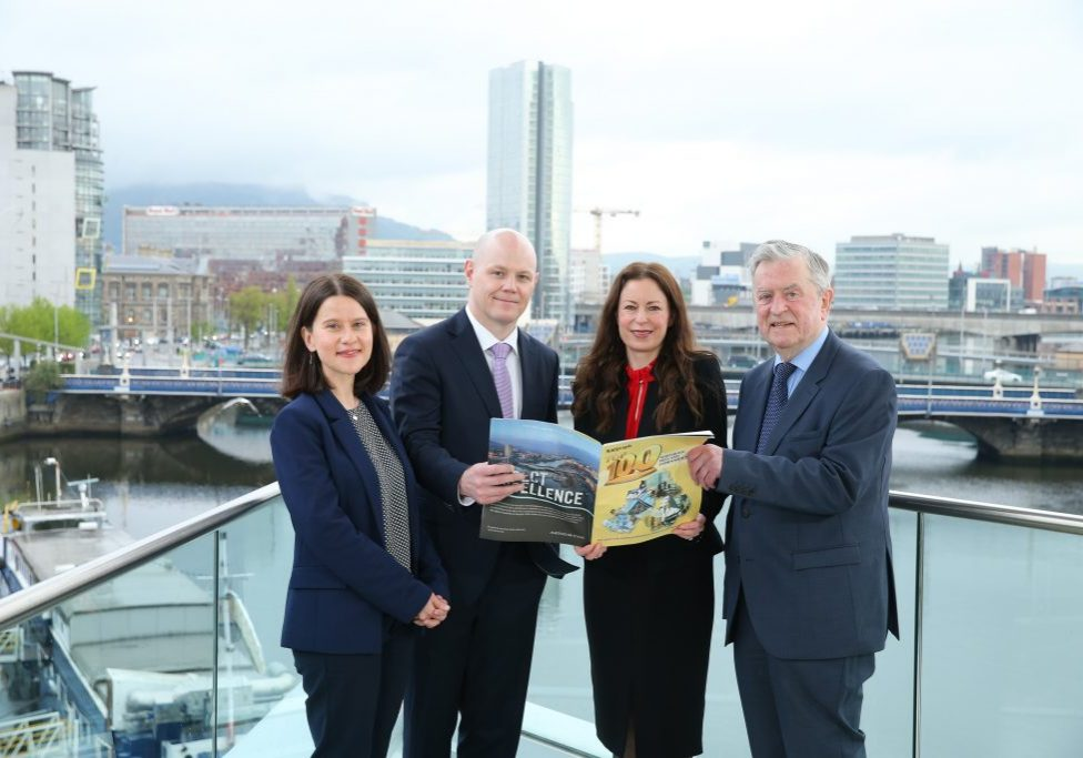 Belfast Telegraph Top 100 Companies in association with Arthur Cox