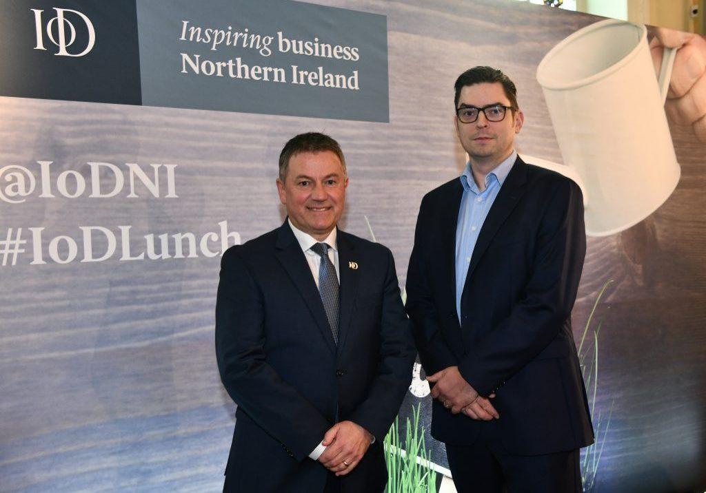 IoD Northern Ireland Leadership Lunch