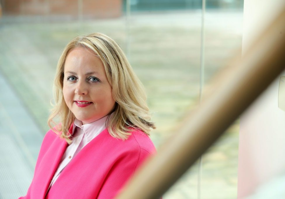 Kirsty McManus, National Director of the Institute of Directors (IoD) Northern Ireland