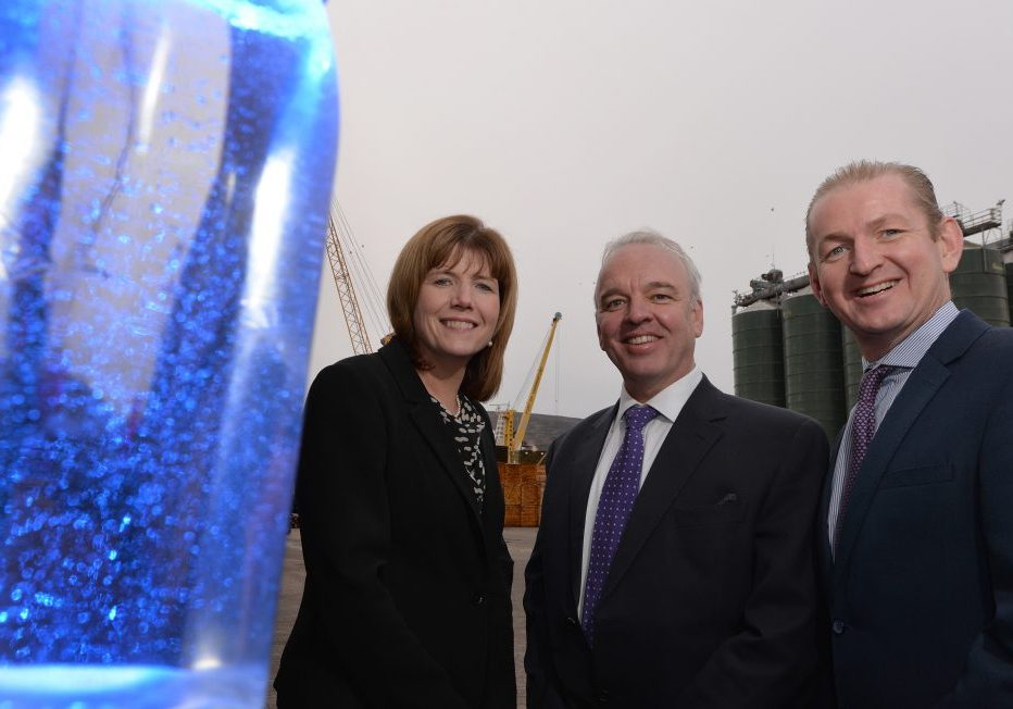 WARRENPOINT PORT TO BECOME MAJOR CO2 HUB IN £9.5 MILLION (€11M) INVESTMENT