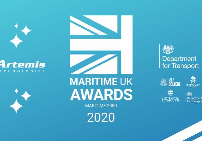 Maritime UK award winner